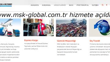 COM.TR WEB SİTEMİZ YAYINDA